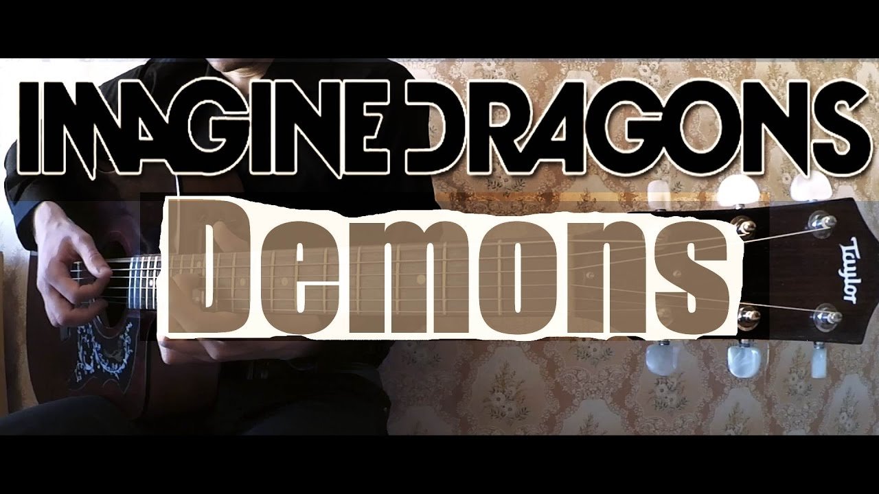 Imagine Dragons - Demons Гитара Мироненко Артем