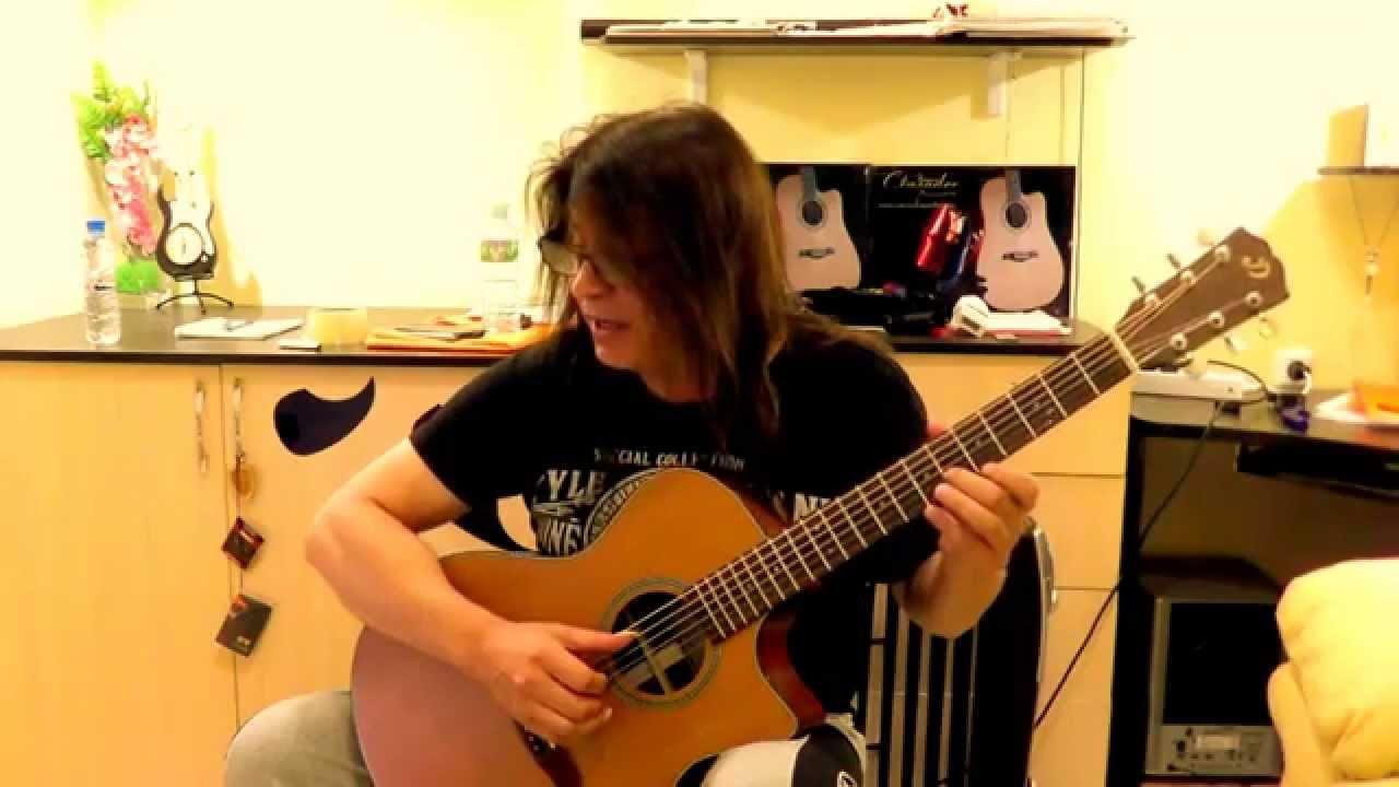 Как играть на гитаре песню про кота Леопольда - видеоразбор для начинающих