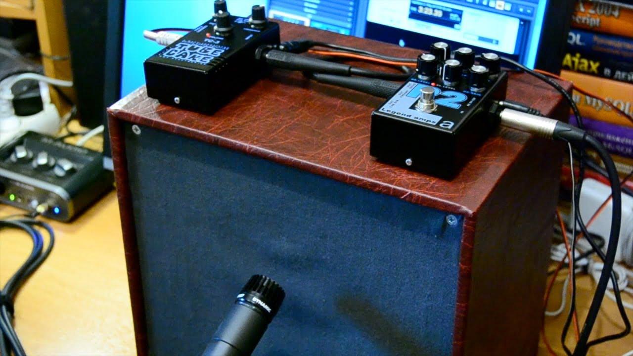 Как сделать простой гитарный кабинет