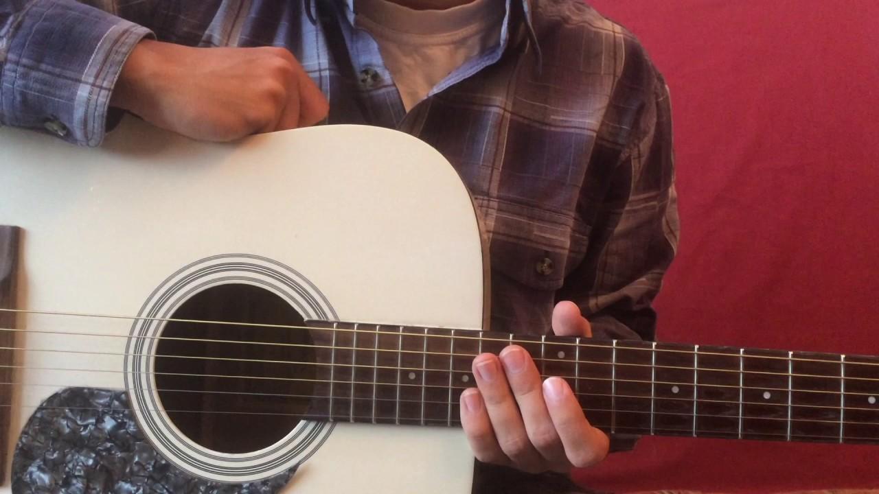 Красивая мелодия в стиле Fingerstyle (нужен видеоурок ;)
