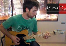 Led Zeppelin — Kashmir guitar lesson cover (EADGBE standard tuning)