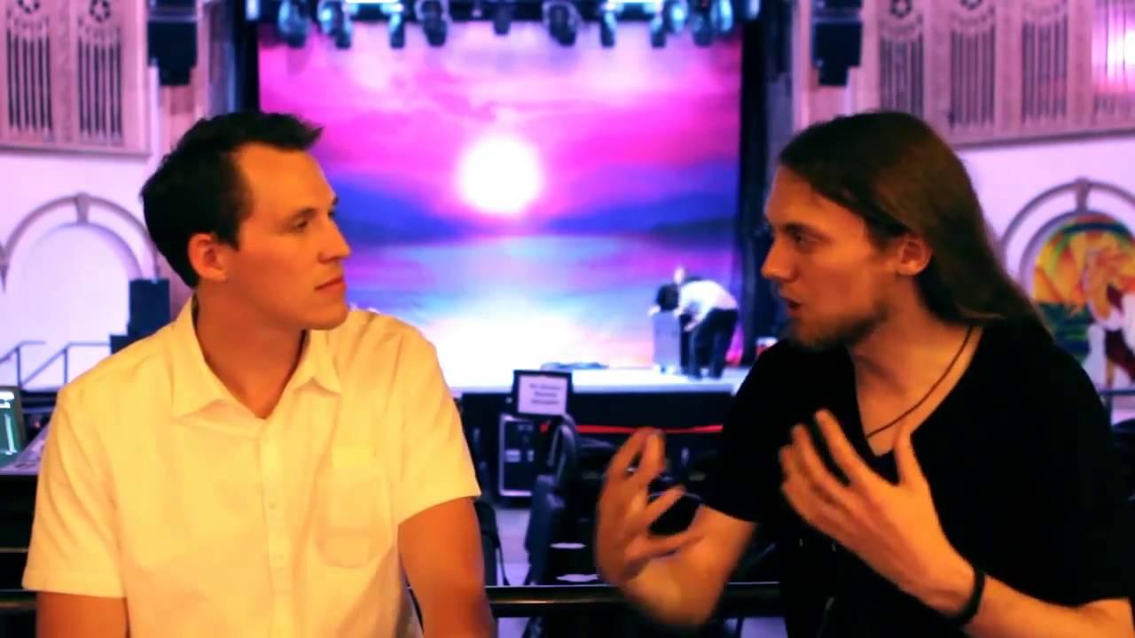Мастер Акустической Гитары Майк Доус (Mike Dawes) интервью