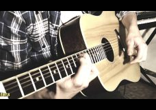 Metal Gear Solid — Father And Son — Beautiful Guitar Solo