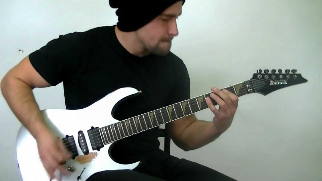 Metallica -- Leper Messiah ( Cover Иванов Евгений )