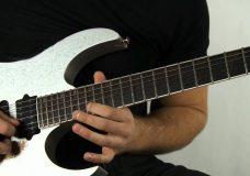 Metallica — Master of puppets — Урок 3 ( Lesson 3 )