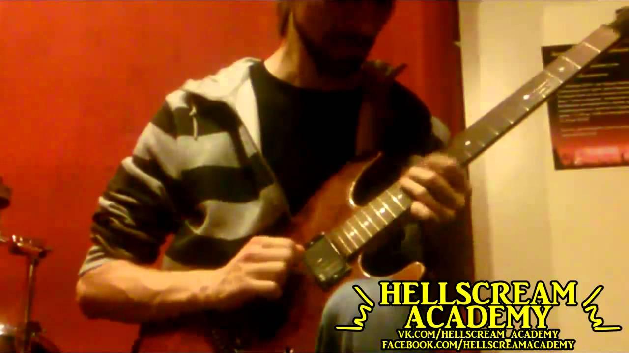 Metallica - Sad But True (Guitar Cover)