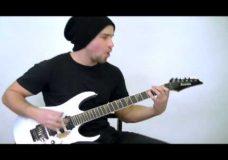 Metallica — Wherever I May Roam ( Cover With Backing Track — Иванов Евгений )