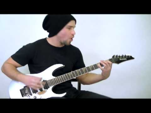 Metallica - Wherever I May Roam ( Cover With Backing Track - Иванов Евгений )