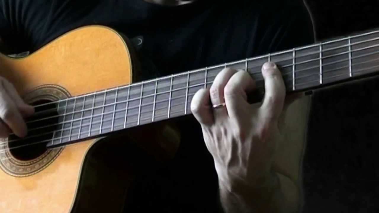 Michael Jackson - Heal The World - Classical Guitar