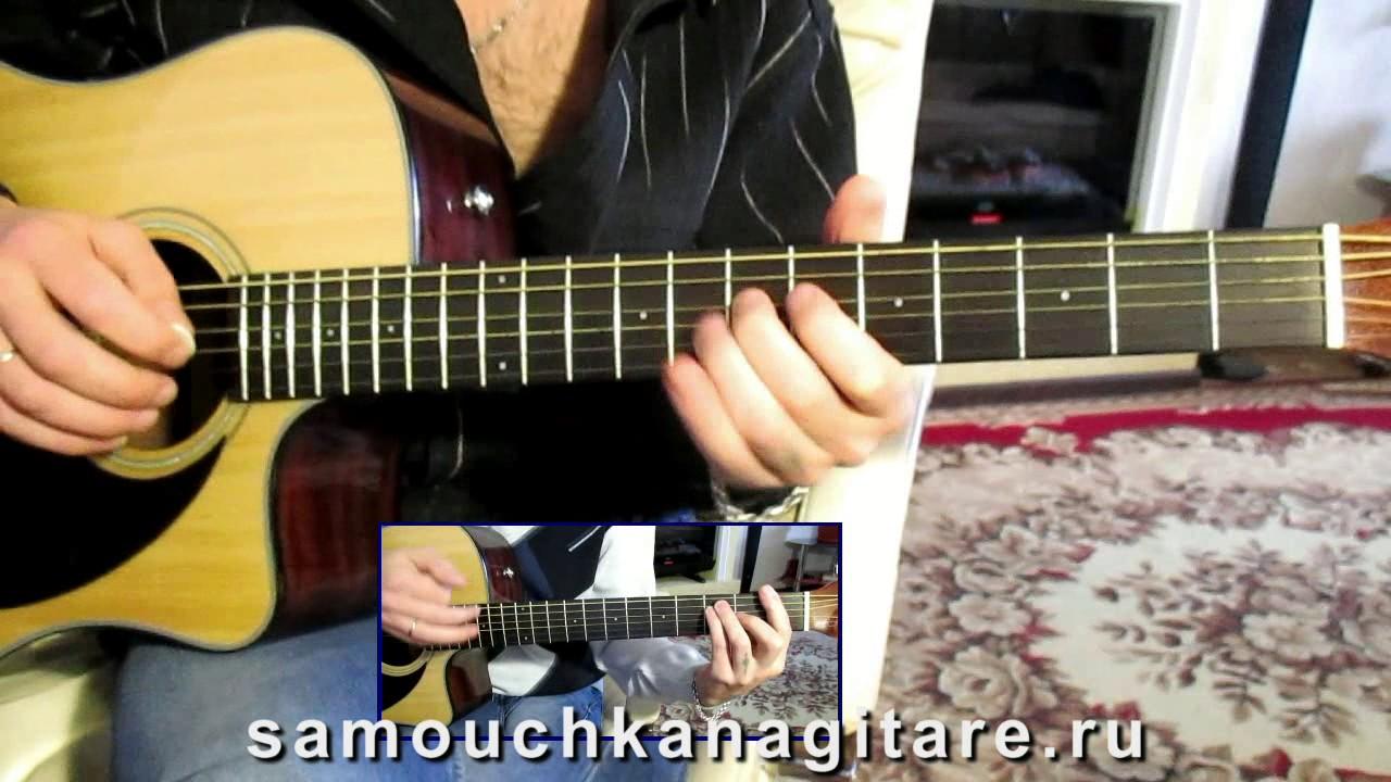 Nova Menco - Tigris Palace - Cover on guitar - Тональность ( Dm )
