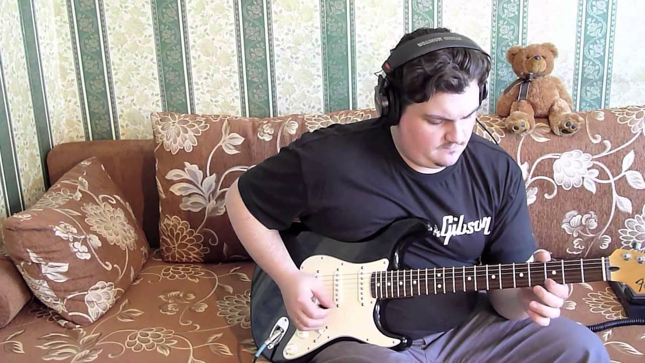 Обзор на электрогитару Fender Standard Stratocaster (Мексика)