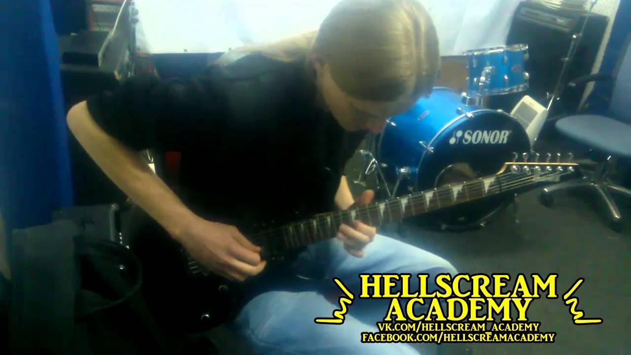 Ozzy Osbourne - Dreamer (Solo Guitar Cover)