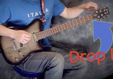 Преимущества ДРОП строя (Drop D)