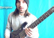 Принцип создания космического гитарного звука от Собина Михаила.