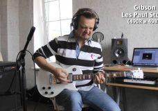 Пушной — ВТОРОЙ тест гитар Gibson (analog sound)