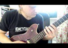 Quick Guitar Lick — C Maj Arpeggio