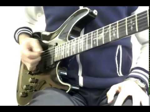 Разница в постановке и движении правой руки на разных машинках на гитаре