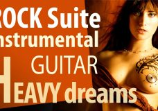 ROCK - No Rust - Heavy Dreams I - VII Suite (Official Audio) instrumental guitar heavy metal