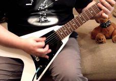 Рокин Факин 12 — Gibson Melody Maker Flying V (США, 2012 год)