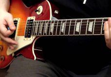 Рокин Факин 17 — Звукосниматель EMG 81 и Gibson 500T