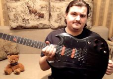 Рокин Факин 24 — Gibson SG Voodoo (США, 2004 год)
