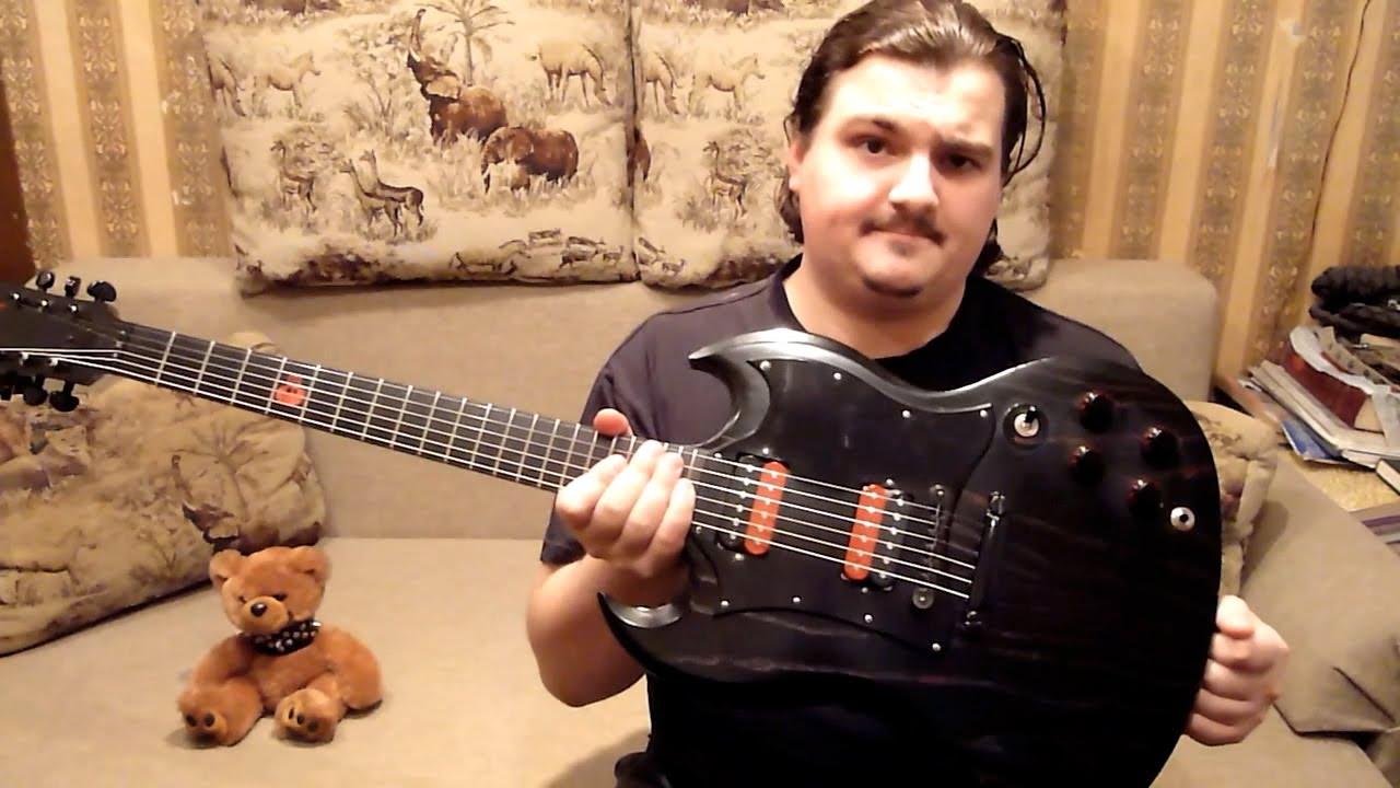 Рокин Факин 24 - Gibson SG Voodoo (США, 2004 год)