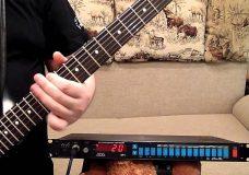 Рокин Факин 4 — Гитарный преамп ADA MP-1 (USA)