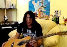Самый первый урок начинающего гитариста