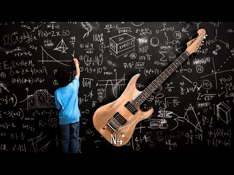Самый сложный гитарный рифф в мире Extreme - He-Man Woman Hater