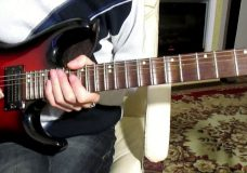 Сектор газа — Новогодняя (Кавер)-Тональность ( G ) Как играть на гитаре песню