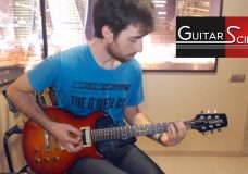 Steve Vai — Flash Mob (rhythm guitar lesson)