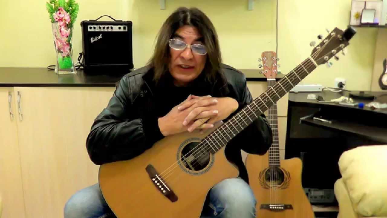 Технические приёмы звукоизвлечения на гитаре