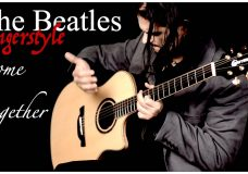 The Beatles — Come Together (fingerstyle cover)