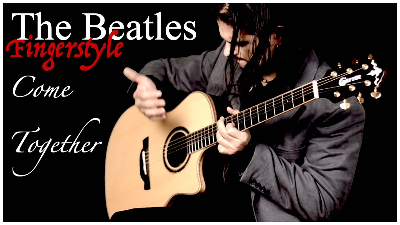 The Beatles - Come Together (fingerstyle cover)