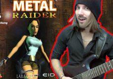 Tomb Raider 1996 OST (Metal Cover by ProgMuz)