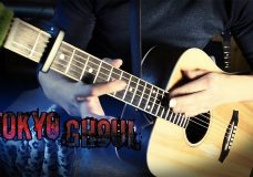 Top 10 Anime OST — Acoustic Fingerstyle Guitar Solo by EPguitars