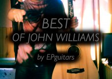 Top 10 movie soundtracks on acoustic guitar — John Williams — Acoustic Fingerstyle Medley
