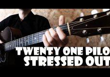 Twenty One Pilots - Stressed Out Акустическая Гитара Мироненко Артем