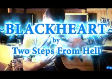 Two Steps From Hell — Blackheart — Acoustic Guitar Fingerstyle