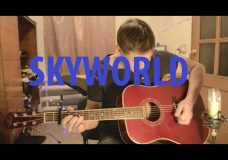 Two Steps From Hell — Skyworld — Fingerstyle Guitar — Epic Acoustic HD