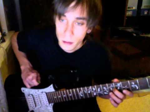 Уроки электрогитары - Флажолеты