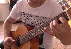 Уроки игры на гитаре от Александра Перекоренко — Фантазия (2 урок)