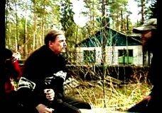 ALKONOST backstage-2004 Гребля