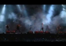 Amon Amarth 'Twilight of the Thunder' God Live at Summer Breeze (OFFICIAL)