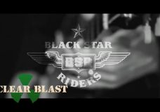 BLACK STAR RIDERS - Album and Tour Announcement (OFFICIAL)