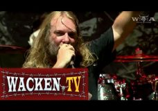 Dew-Scented — Cities of The Dead and Storm Within — Live at Wacken Open Air 2013