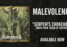 MALEVOLENCE — Serpents Chokehold (Album Track)