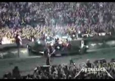 Metallica Battery (MetOnTour — Washington, DC — 2009)