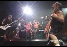 Metallica Ride the Lightning (MetOnTour — Sheffield, England — 2009)