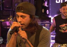 Pierce The Veil — Floral & Fading (Live at KROQ)